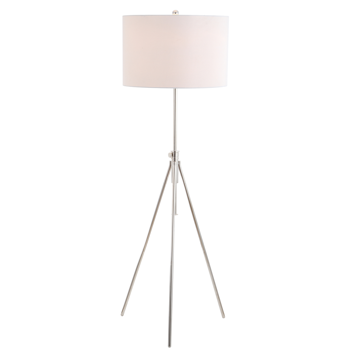 White Cipriana Floor Lamp