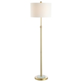 Brass Pierson Floor Lamp