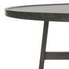 Dark Grey Malone Coffee Table