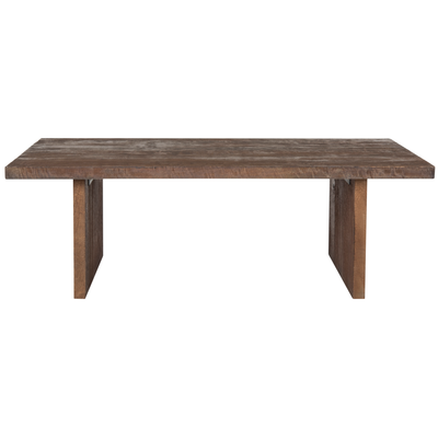 Brown Senjo Rouge Coffee Table