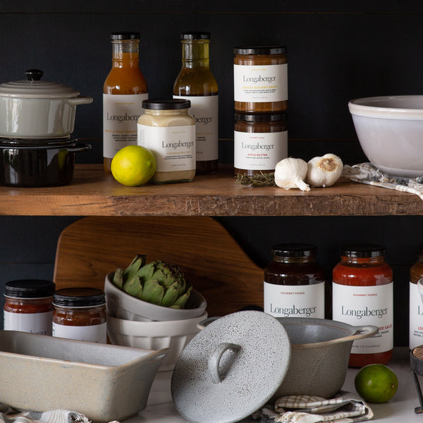 Longaberger Top Shelf Essentials