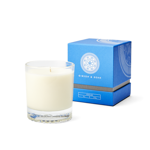 Coastline Single Wick Candle