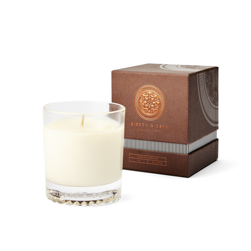 Pumpkin Brûlée Single Wick Candle