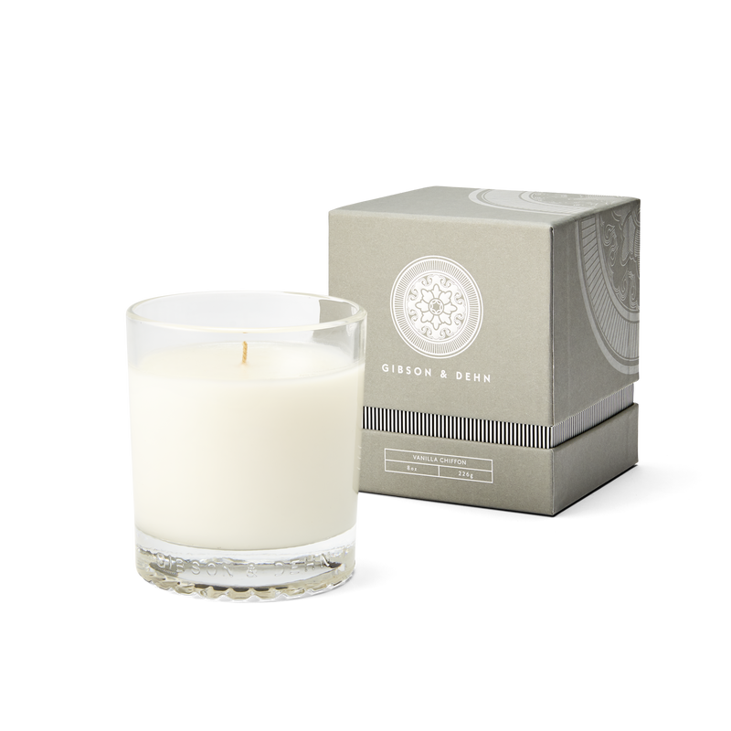 Vanilla Chiffon Single Wick Candle