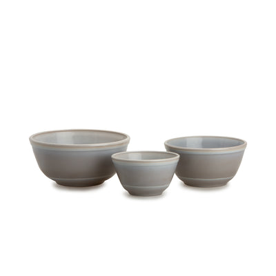 Marble Mixing Bowl Set