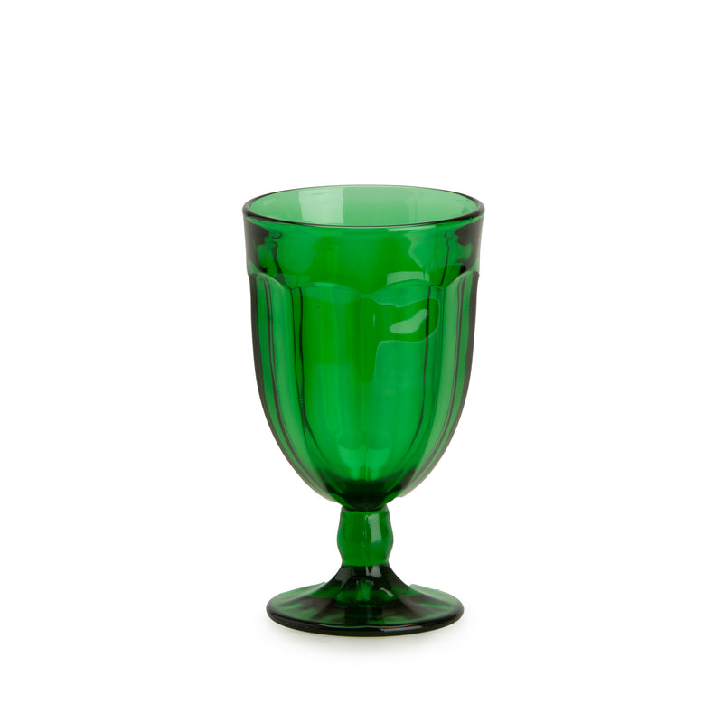 Hunter Green Arlington Ice Tea Glass