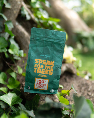 Speak For The Trees Coffee Bag