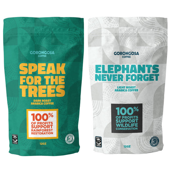 Conservation Combination Coffee Bags