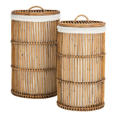 Honey Libby Laundry Basket Set