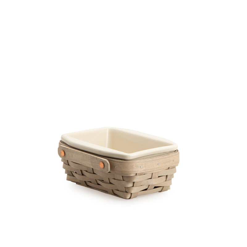Small Baking Dish Basket