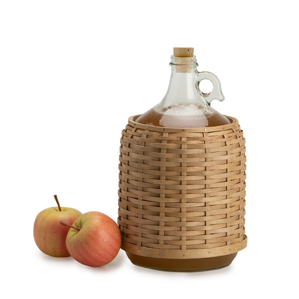 Cider Sleeve & Glass Jug Set