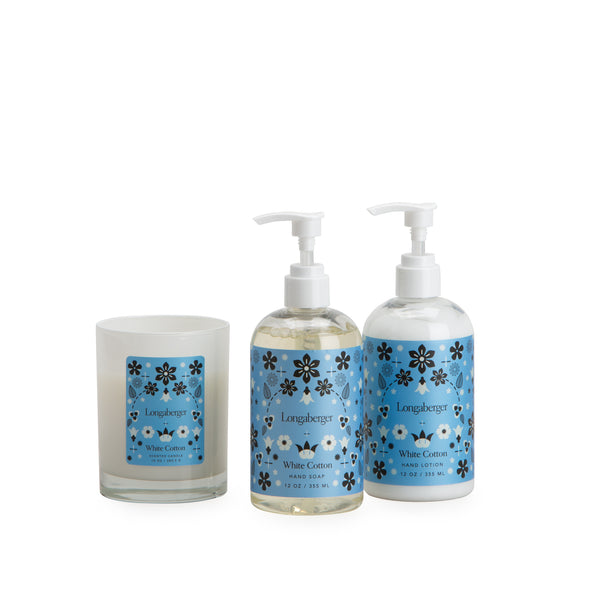 White Cotton Spa Bundle