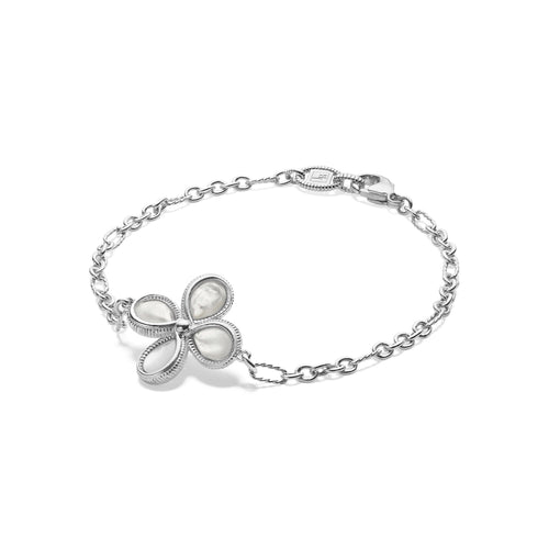 Jardin Bracelet with Mother of Pearl