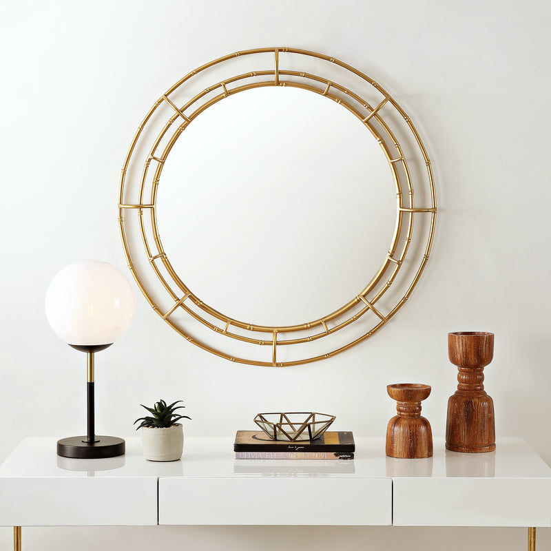 Gold Nemi Mirror