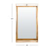 Gold Resa Mirror