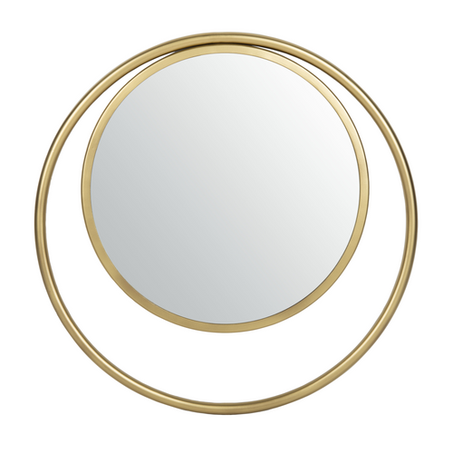 Brass Wonder Mirror