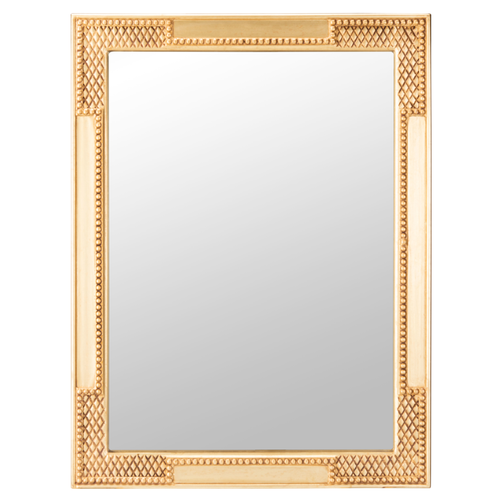 Golden Olive Velmin Mirror