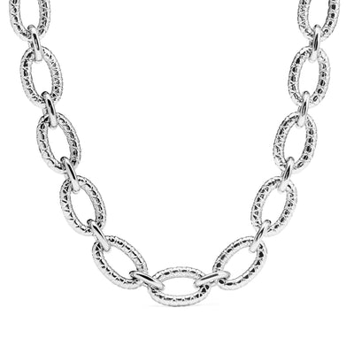 Max Textured Necklace