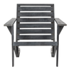 Dark Slate Grey Lanty Adirondack Chair