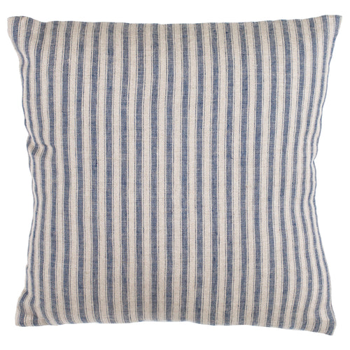 Blue & Natural Trina Pillow