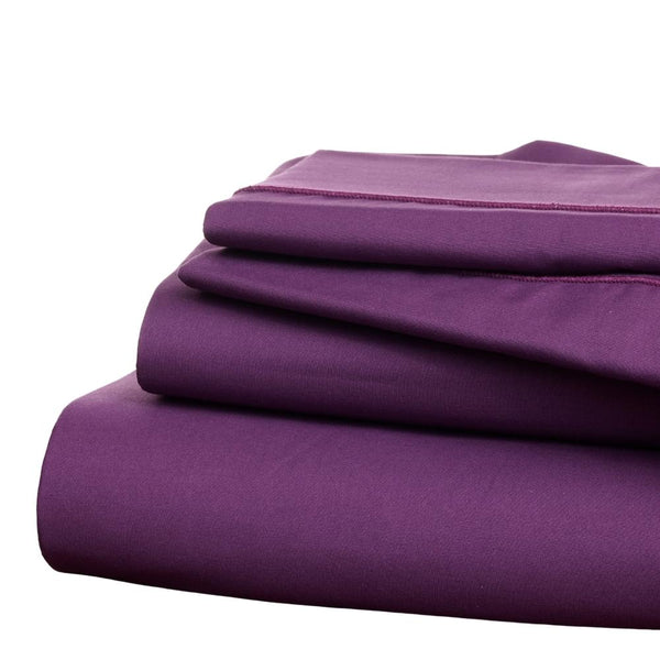 Italian Plum Sheet Set