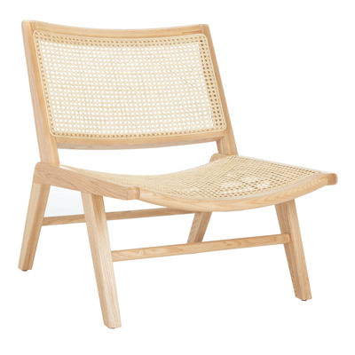 Natural Auckland Rattan Accent Chair