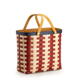 Americana Tall Tote Basket Set with Free Protector