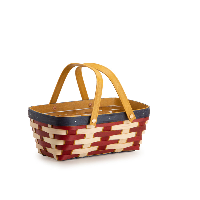 Americana Chore Basket Set with Free Protector