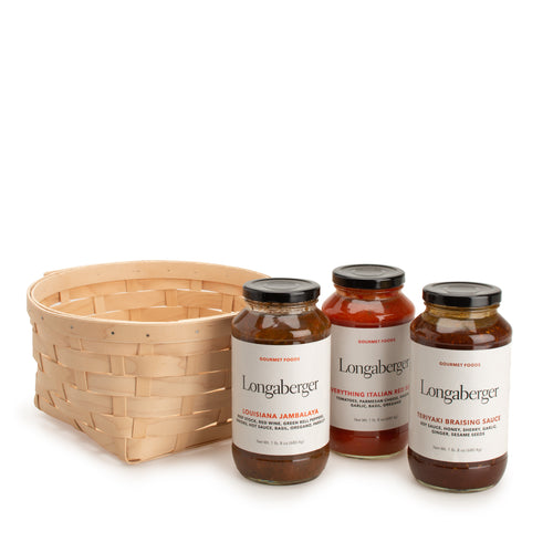 Pantry Essentials Gift Set