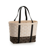 Black & White Large Boardwalk Basket Set with Free Protector