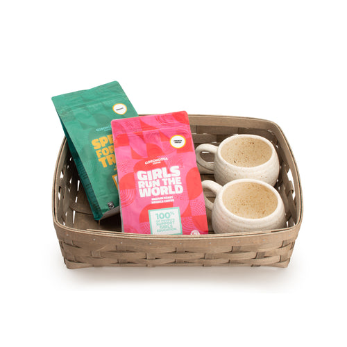 Gorongosa Gift Basket with Mugs
