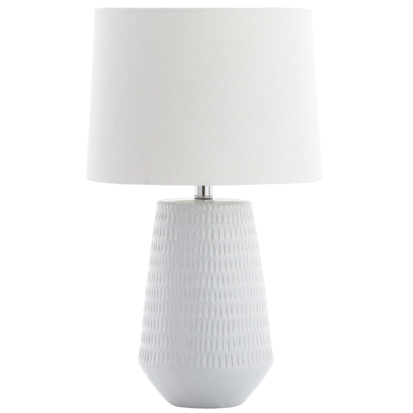 White Stark Table Lamp