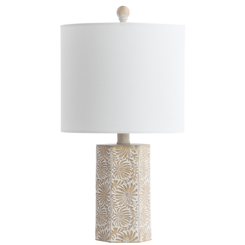 Beige Eliseo Table Lamp