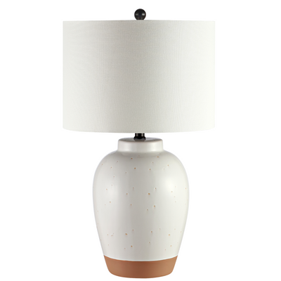 Ivory Portcia Table Lamp