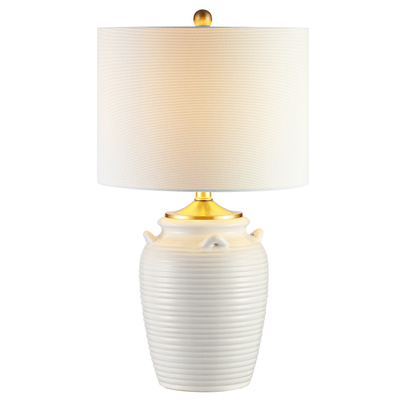 Ivory Lener Table Lamp