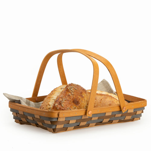 Carry & Serve Rectangle Basket