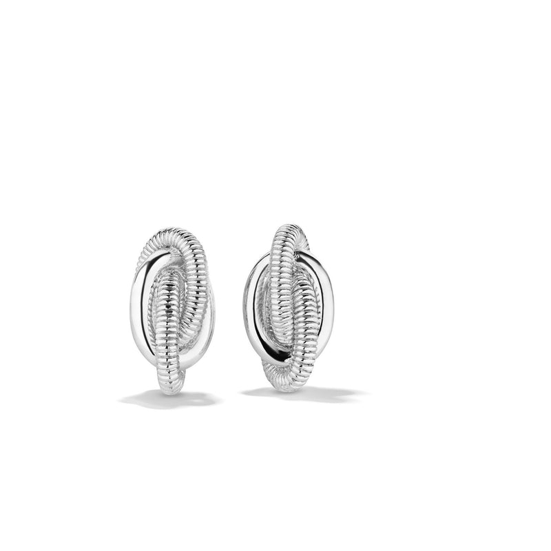 Eternity Interlocking Knot Earrings
