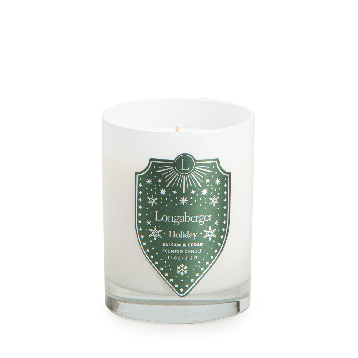 Balsam & Cedar Holiday Candle