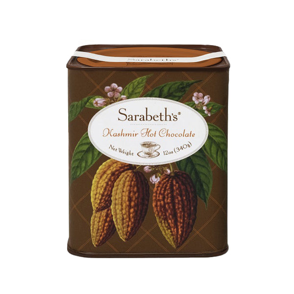 Kashmir Hot Chocolate Tin