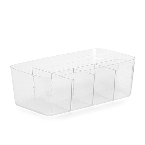 Large Handled Rectangle Organizing Basket Protector
