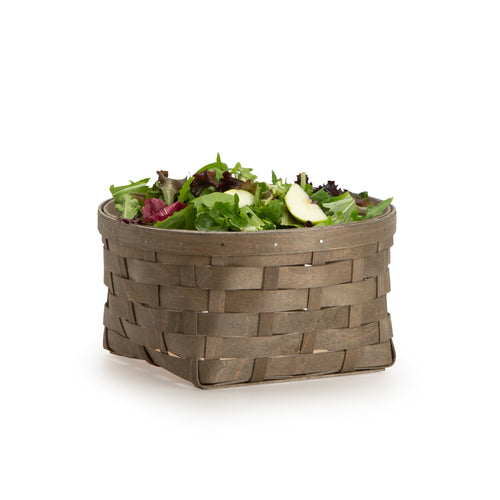 Round Serving Basket