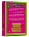 "Green and pink ReFlex and Lucinda Frooomes Price collaboration pack.This is a conversation card game.The questions are made for you to ""dig deep"", get serious and really explore what you believe. And why you believe it."