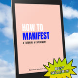 How To Manifest eBook