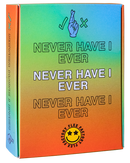 'NEVER HAVE I EVER' CARD GAME