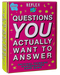 "Pink and green ReFlex conversation card game.  The questions are made for you to ""dig deep"", get serious and really explore what you believe. And why you believe it."