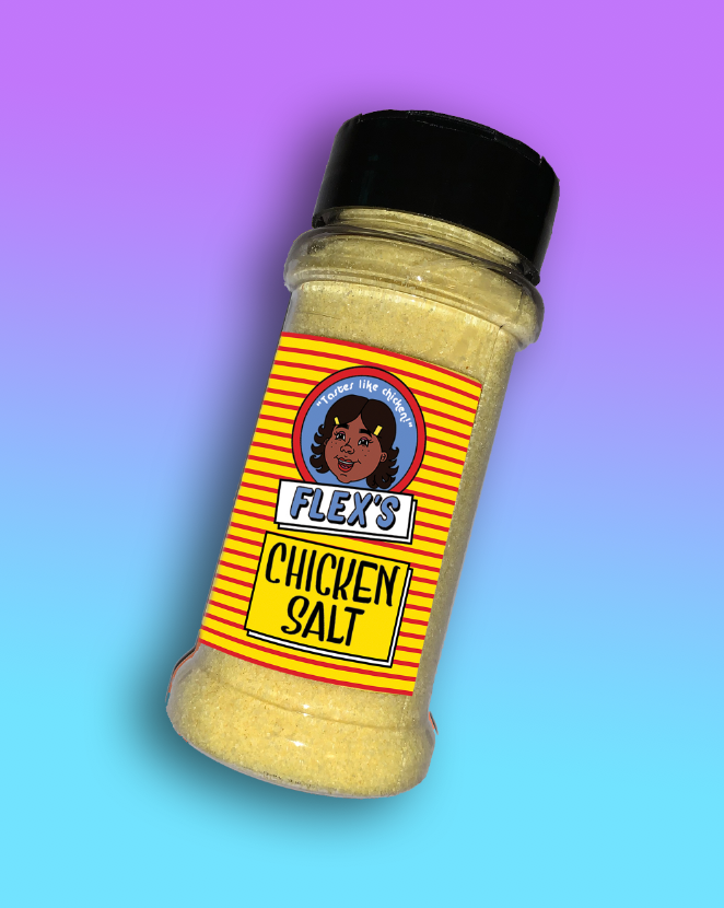 FLEX'S CHICKEN SALT