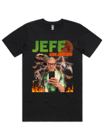 JEFF BOOTLEG T-SHIRT