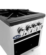Load image into Gallery viewer, Double Stock Pot Stove | Cook Rite | ATSP-18-2