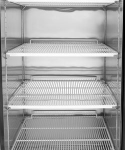 One Glass Door Freezer | Bottom Mount | Atosa | MCF8701
