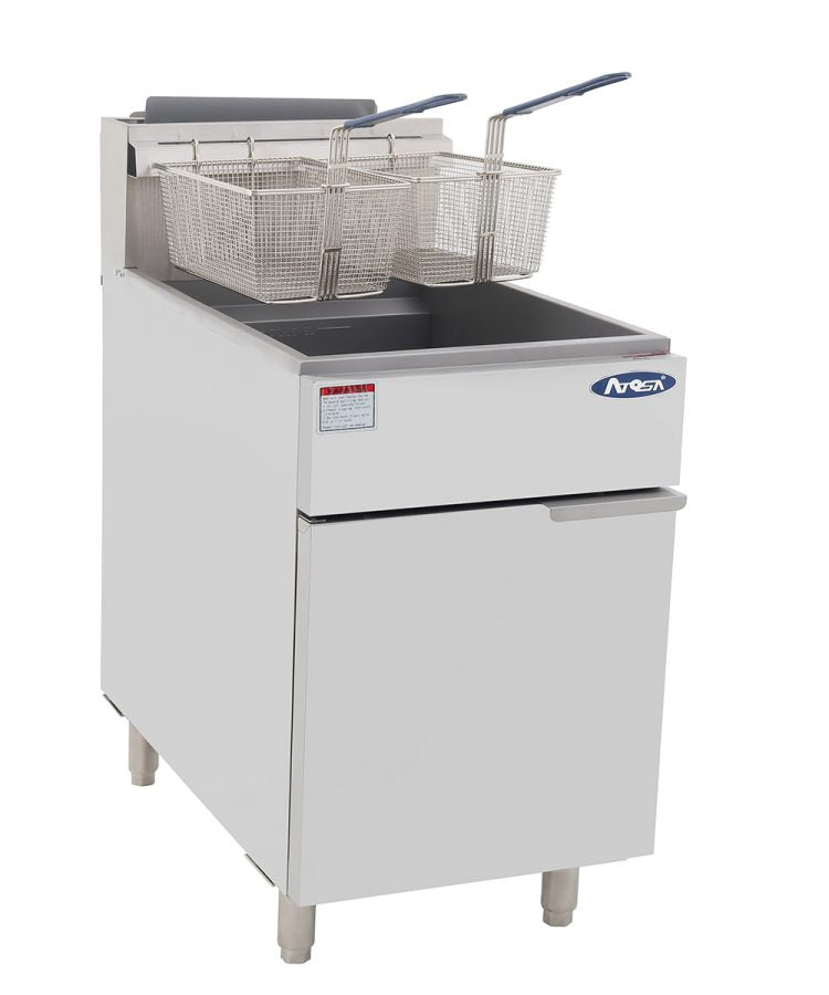 HD 75″ S/S Deep Fryer | Cook Rite | ATFS-75